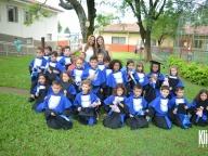 Formatura alunos Infantil IV