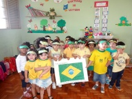 Dia 7 de Setembro dia da Independência Infantil II