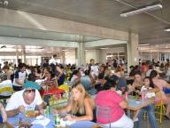 Almoço Ação fraternal Creche Escola Madre Clelia