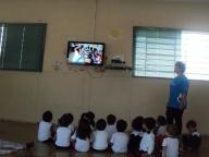 Outubro mês das Missões infantil I e II