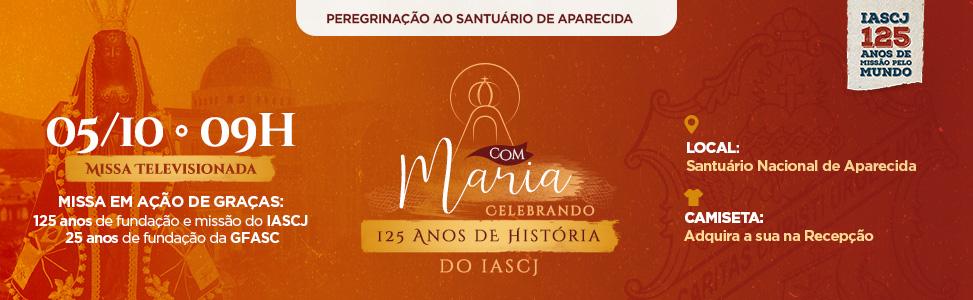 PEREGRINAÇÃO AO SANTUÁRIO DE APARECIDA