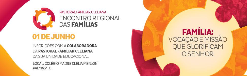 Encontro Regional Pastoral Familiar Cleliana