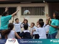 SEMANA DA CRIANÇA (13/10) - Bolhas de Sabão (2º ano)