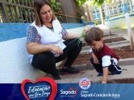 Plantio de Cebolinha - Infantil 2A [2018]