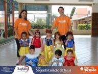 Encerramento do Projeto Sacola de Leitura (Infantil 1A)