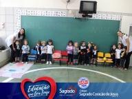 Projeto Viajando no Mundo das Cores - Cores Primárias (Infantil 1A)