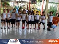 Encerramento do Projeto Sacola de Leitura (Infantil 3B)