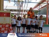 Encerramento do Projeto Sacola de Leitura (Infantil 3A)