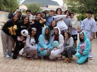 Trote do 9º ano - Pijama