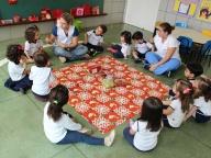Viajando no Mundo das Cores (Vermelho) - Infantil 1C