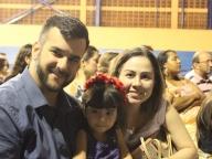 Acolhida das novas famílias - 2016