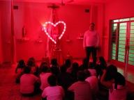 Semana do Sagrado Coração de Jesus - Capela Vermelha (Fund. I e II)