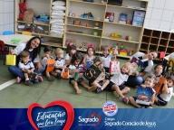 Confraternização e Anjinho Doce - Educação Infantil