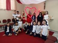 Capela Vermelha - Mês do Sagrado Coração de Jesus [2018]