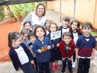 Cultivando Sabores - Plantio de Cenoura (Infantil 3C)