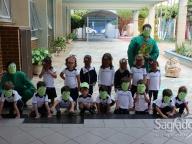 Contação de História - Projeto Sacola de Leitura [Infantil 2A]