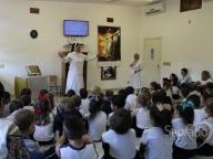 Celebração de Páscoa - Infantil