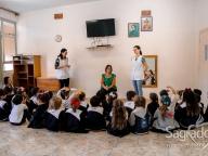 Entrevista com a Dona Rose (Infantil 4)