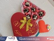 Presentes feitos pelos alunos em Homenagem ao Dia das Mães