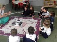 Viajando no Mundo das Cores (Roxo) - Infantil 1A