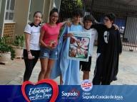 Teatro (Educação Infantil) - Campanha da Fraternidade e Madre Clélia