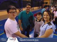 Encontro com as famílias dos alunos que participarão do EASC