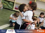 Confraternização entre alunos (Anjinho Doce e Piquenique)