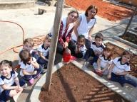 Cultivando Sabores - Plantio de Beterraba (Infantil 1A)