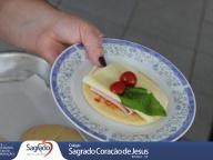 Colheita e Degustação de Manjericão - Infantil 3B
