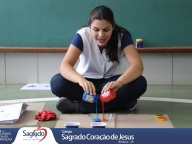 Viajando no Mundo das Cores - ROXO (Infantil 1)