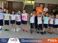 Encerramento do Projeto Sacola de Leitura (Infantil 4C)