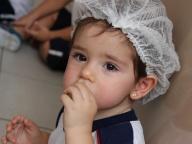 Salada de Frutas (Infantil 1 - Tarde)