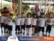 Encerramento do Projeto Sacola de Leitura (Infantil 2A)