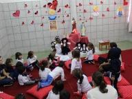 Semana do Sagrado Coração de Jesus - Início do Projeto Clelinha Visita Minha Casa (Infantil)