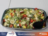 Dia da Saúde - Salada de Frutas (Infantil 1B)