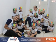 19 de abril - Dia do Índio (Infantil 1A)
