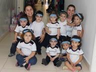 Viajando no Mundo das Cores (Azul) - Infantil 1B