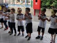 Contação de História - Projeto Sacola de Leitura [Infantil 3A]