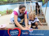 Plantio de Cenoura - Infantil 1A [2018]
