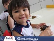 Colheita e Degustação de Beterraba - Infantil 2A