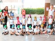 Contação de História - Joaninha (Infantil 2B)