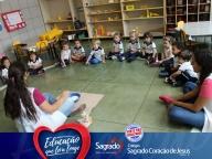 Projeto Viajando no Mundo das Cores - AMARELO (Infantil 1A)