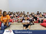SEMANA DA CRIANÇA (10/10) - Filme com Pipoca (Infantil)
