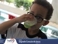 Colheita e Degustação de Couve - Infantil 4A