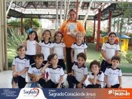 Encerramento do Projeto Sacola de Leitura (Infantil 3C)