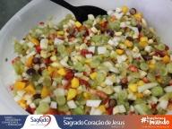 Dia da Saúde - Salada de Frutas (Infantil 1A)