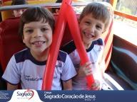 SEMANA DA CRIANÇA (07/10) - Passeio de Trenzinho (Infantil - tarde)