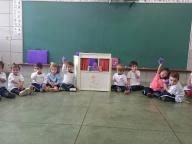 Viajando no Mundo das Cores (Roxo) - Infantil 1B