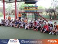 Encerramento do Projeto Sacola de Leitura (Infantil 1C)