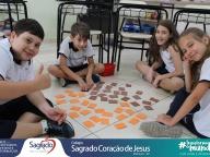 SEMANA DA CRIANÇA (13/10) - Jogos Pedagógicos (4º ano)